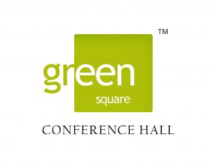 GREEN SQUARE CONFERENCE HALL LOGO