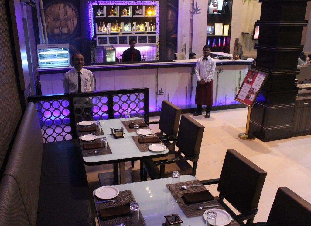 Bar at Bambooz