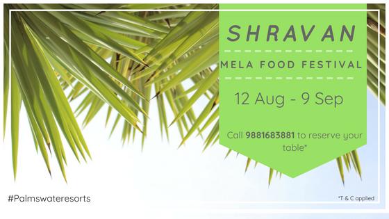 Shravan Mela Food Festival 2018