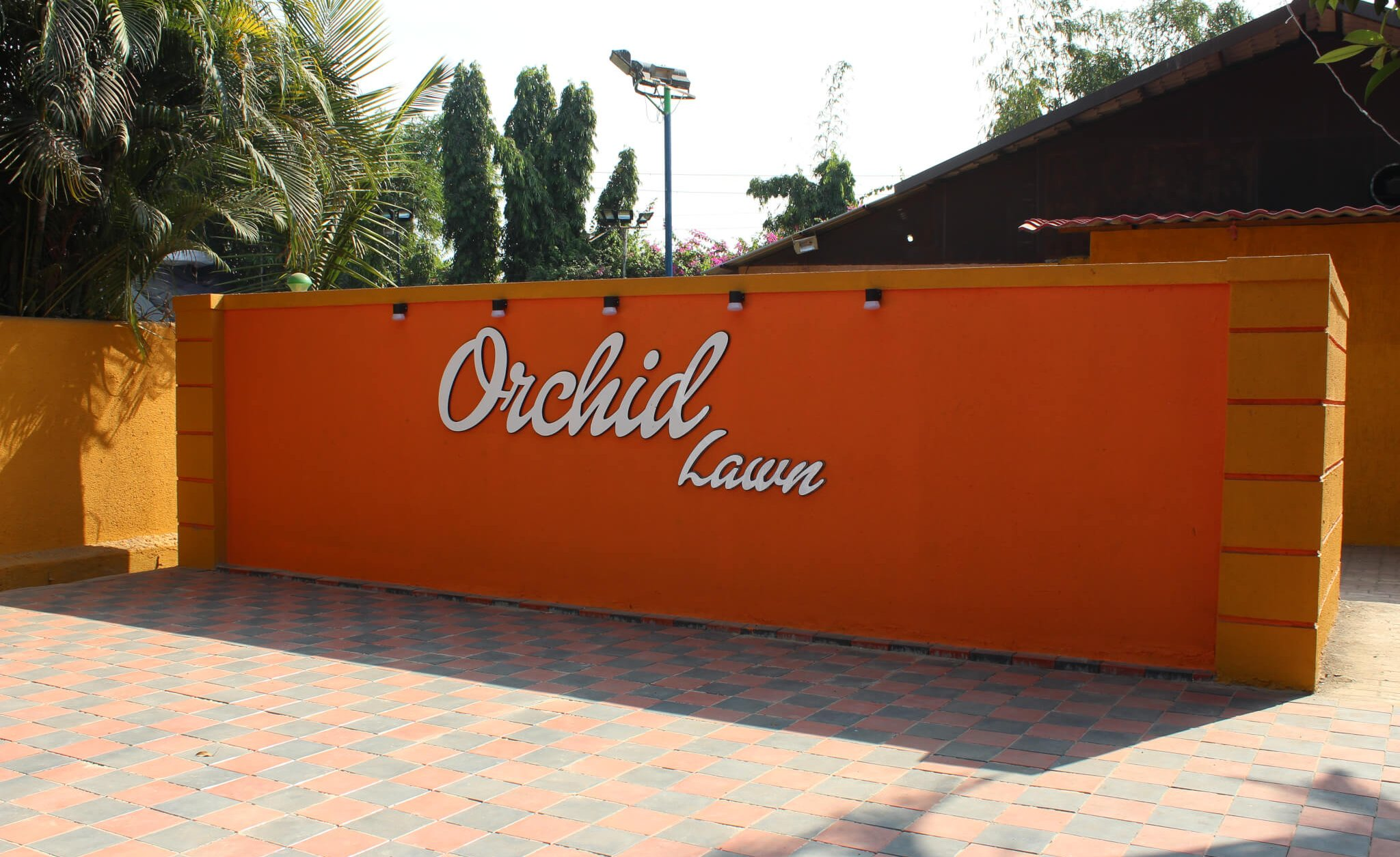 Orchid Lawn